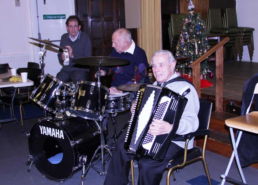 Social Night - Roy, Colin and Mervyn