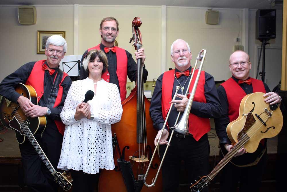 Shiela Fawkes Quintet