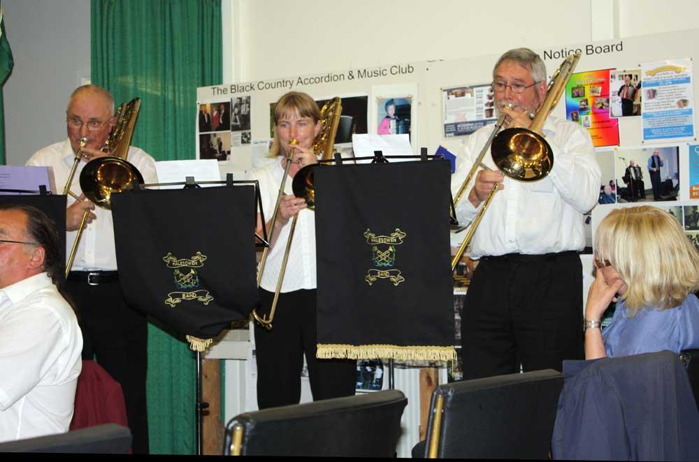 Halesowen Brass Band